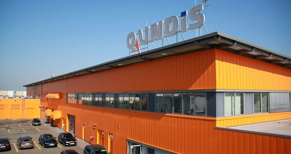 QUNDIS-Standort Erfurt